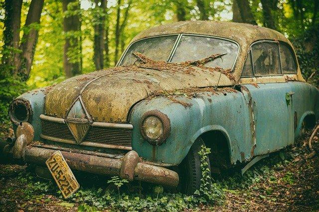 חברת פירוק רכבים