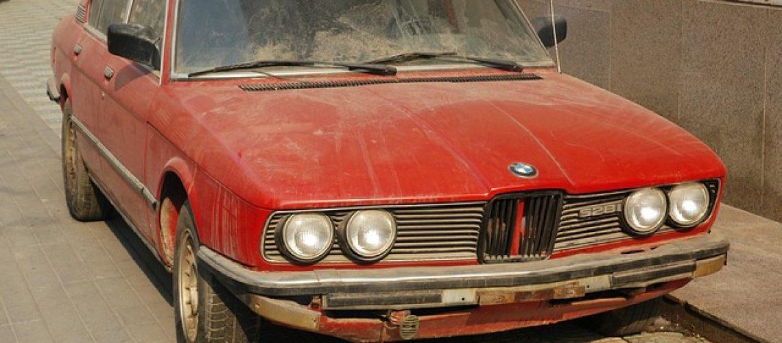 מכירת רכב ישן לפירוק, איך זה עובד?